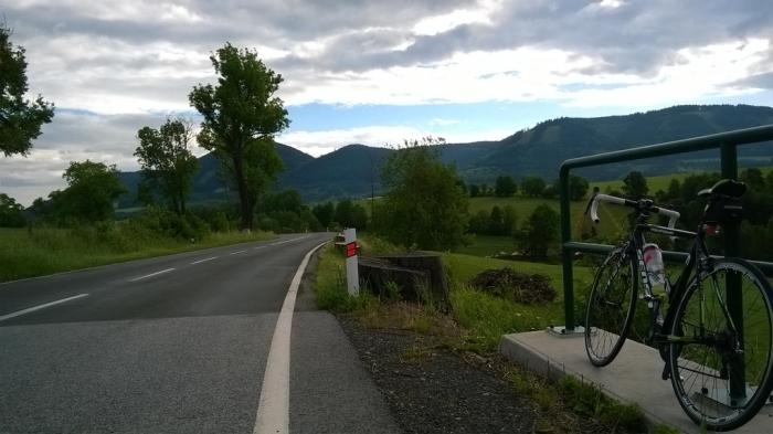 rower szosa sensa romagna bikes przełęcz okraj